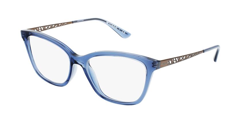 Gafas graduadas mujer VO5285 azul/azul - vue de 3/4