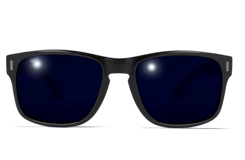 Lunettes de soleil homme DYLAN POLARIZED noir - danio.store.product.image_view_face