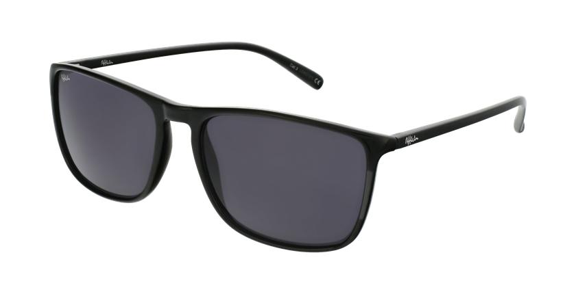 Óculos de sol homem PARDO BK preto - vue de 3/4