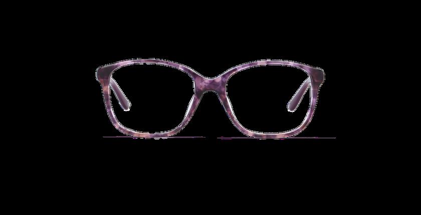 Gafas graduadas mujer LAPIS morado - vista de frente