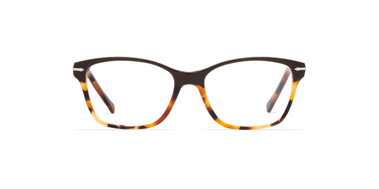 Óculos graduados senhora LADOYE castanho/tartaruga