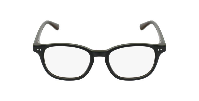 Óculos graduados criança SANDRO BK  (TCHIN-TCHIN +1€) preto/verde - Vista de frente