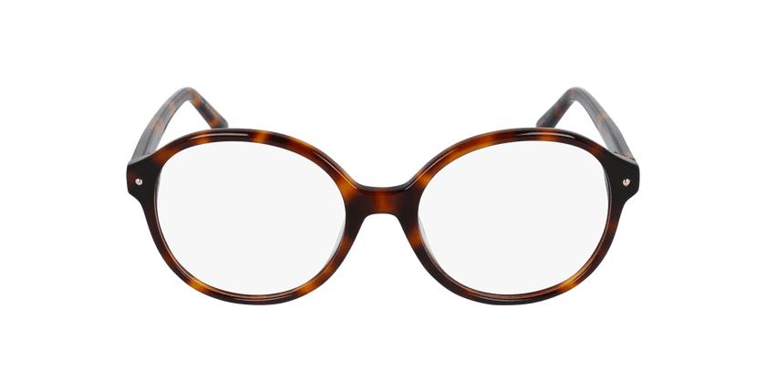 Óculos graduados senhora Amata to (Tchin-Tchin +1€) tartaruga  - Vista de frente