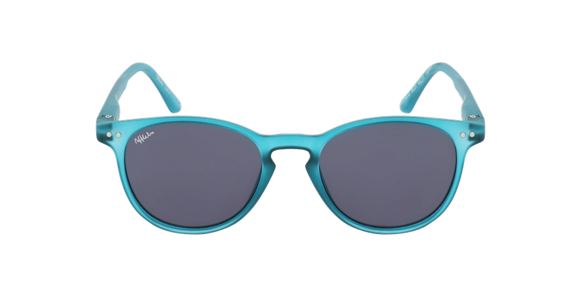 Óculos de sol criança FELIZ BL azul - Vista de frente