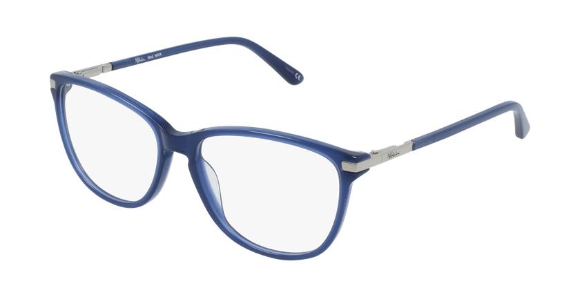 Lunettes de vue femme OAF20520 bleu - vue de 3/4