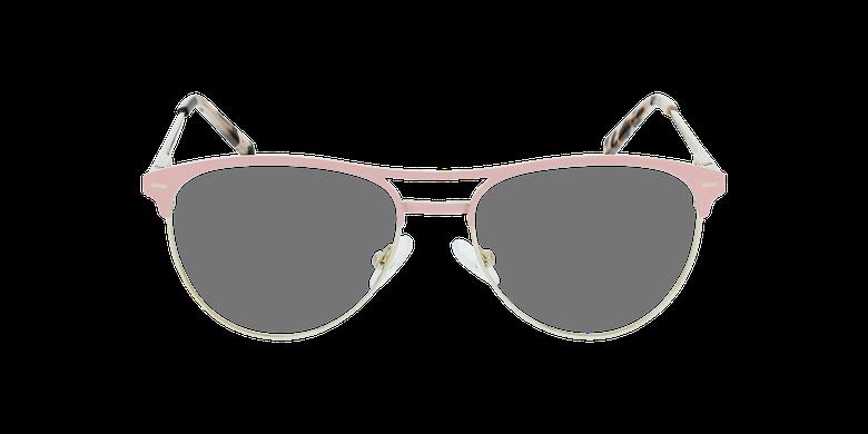 Lunettes de vue femme MILES rose