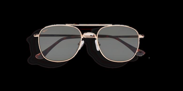 Gafas de sol niños LIPEO plateado