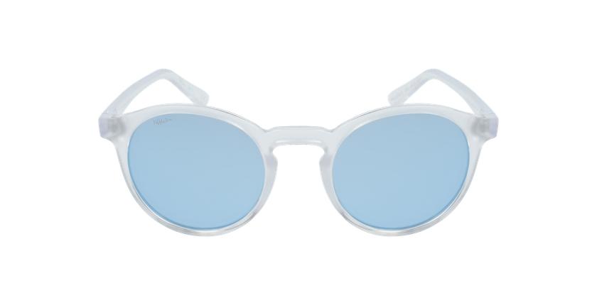 Óculos de sol senhora CARMEN CR branco - Vista de frente