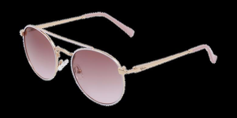 Óculos de sol criança SANTIAGO PK rosa/dourado