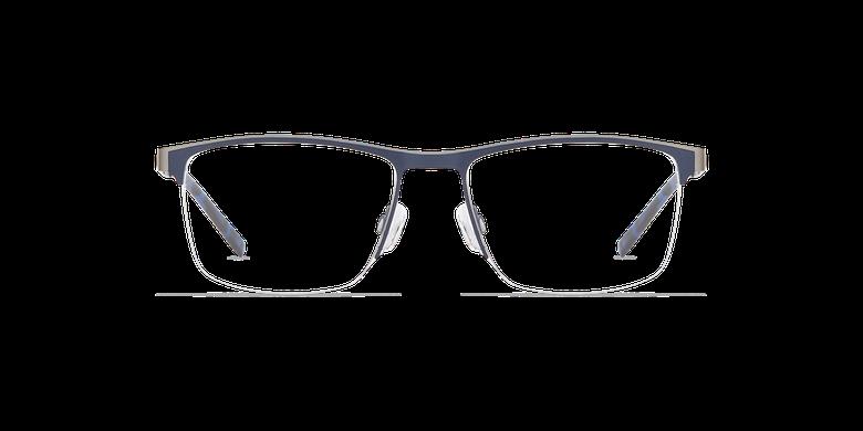 Lunettes de vue homme ALPHA16 bleu/gris
