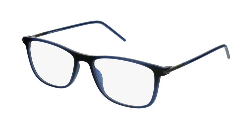 Óculos graduados homem MAGIC 73 BL azul - vue de 3/4