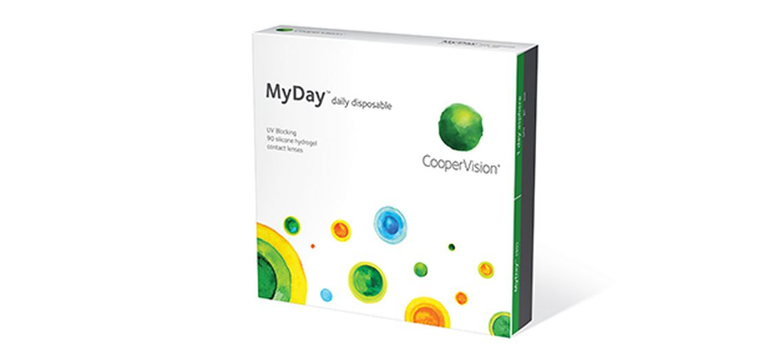 Lentilles de contact MyDay 90L