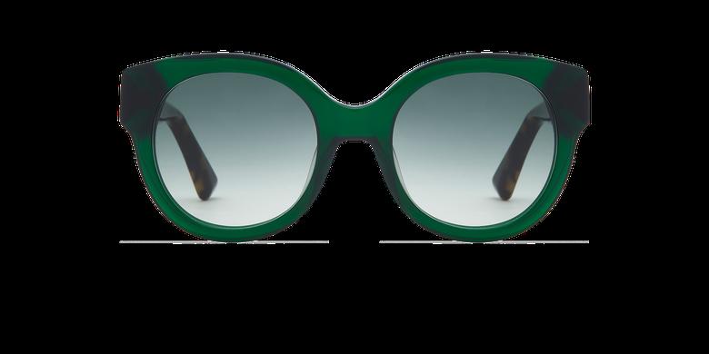 Óculos de sol senhora CINDY GR verde/tartaruga
