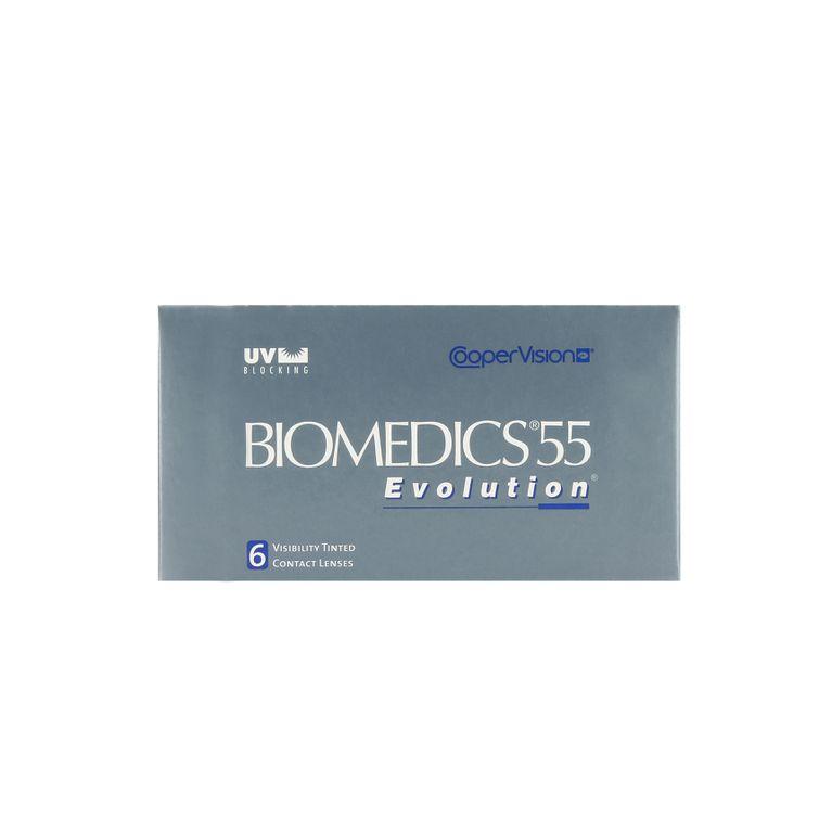 Lentes de contacto Biomedics® Evolution 6L