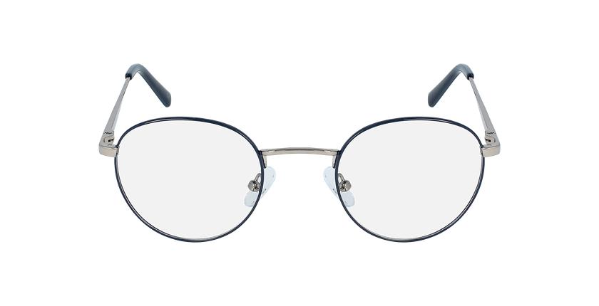 Óculos graduados homem MARIN BL (TCHIN-TCHIN +1€) azul/cinzento - Vista de frente
