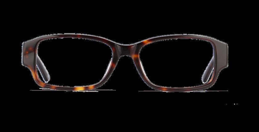 Lunettes de vue femme CHANTAL écaille - vue de face