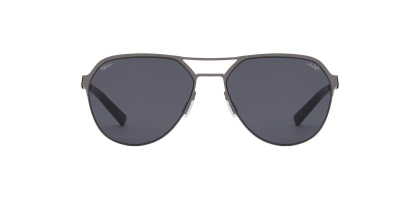 Óculos de sol homem DAYTONA GU cinzento - Vista de frente