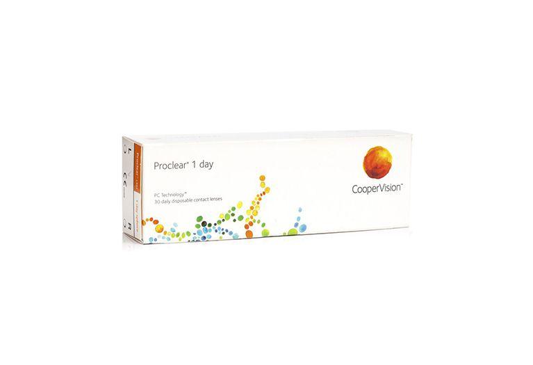 Lentes de contacto Proclear® 1day 30L