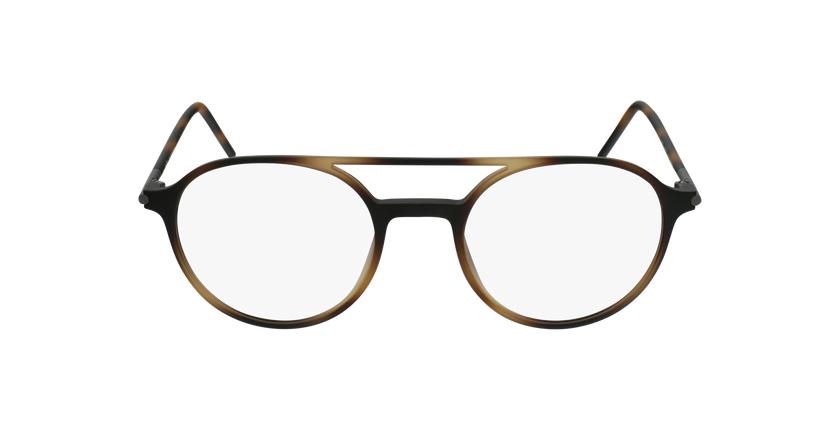 Óculos graduados MAGIC 74 TO tartaruga  - Vista de frente