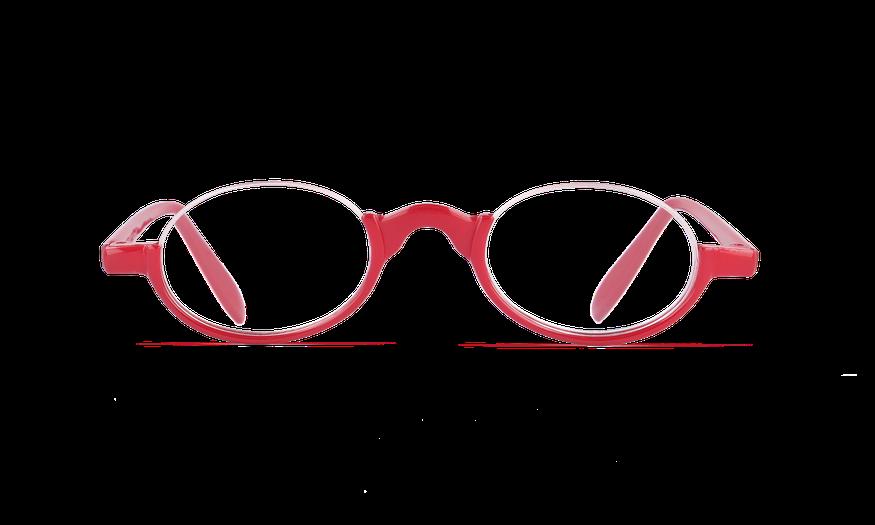 Lunettes de vue AFFLELOU FORTY rouge
