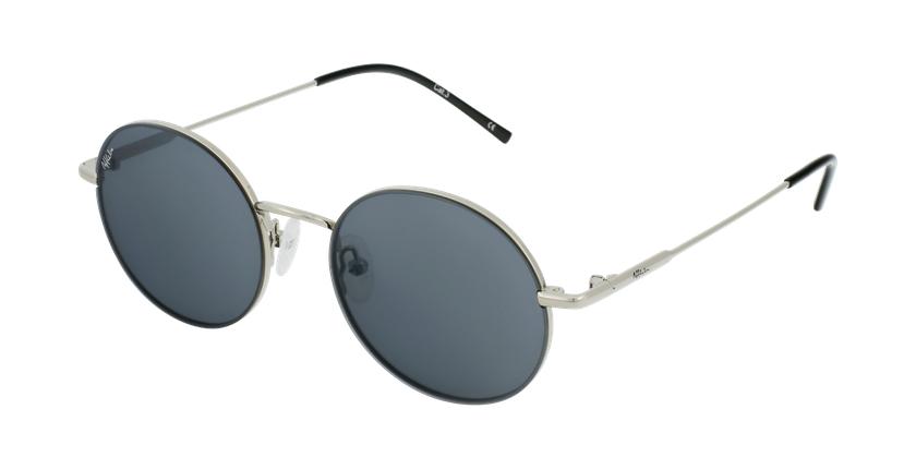 Óculos de sol BERNIA SL prateado - vue de 3/4