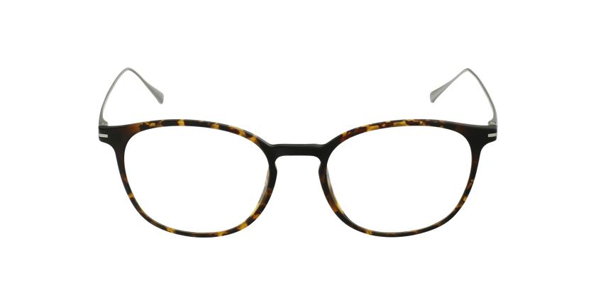 Óculos graduados MAGIC 66 TO tartaruga /prateado - Vista de frente