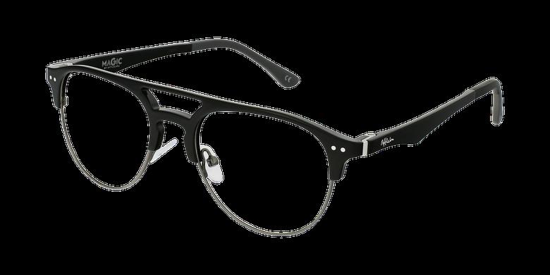 Óculos graduados homem MAGIC 91 Bk ECO FRIENDLY preto/cinzento