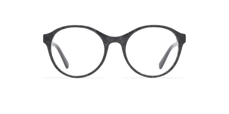 Óculos graduados senhora EMY BK (TCHIN-TCHIN +1€) preto