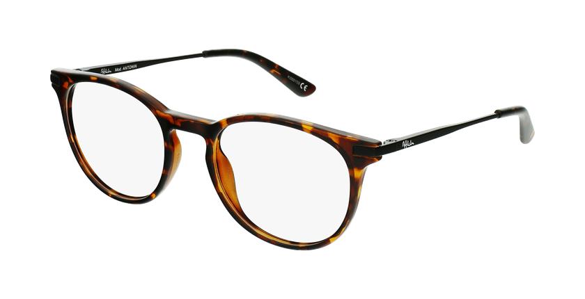 Óculos graduados criança ANTONIN TO (TCHIN-TCHIN +1€) tartaruga /preto - vue de 3/4
