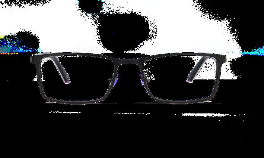 Lunettes de vue homme CHARLES noir