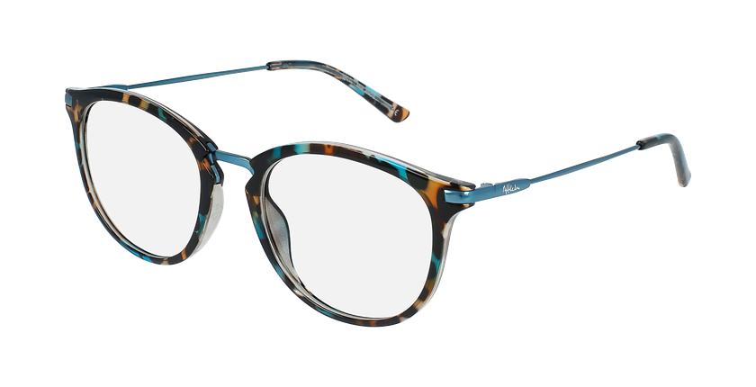 Óculos graduados ANGIE BL (TCHIN-TCHIN +1€) azul - vue de 3/4