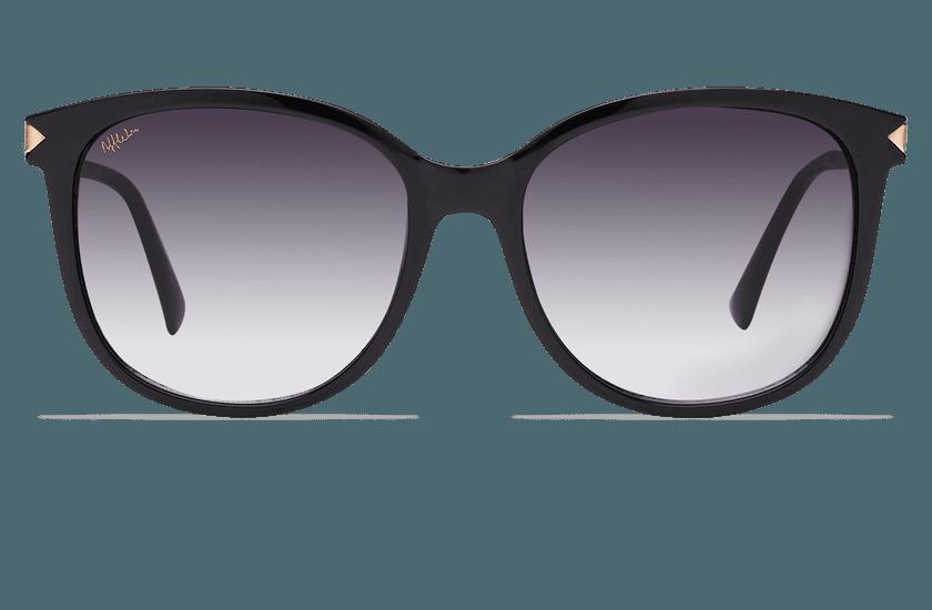 Gafas de sol mujer UNCIA negro - danio.store.product.image_view_face