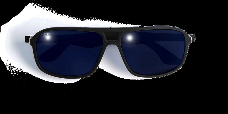Gafas de sol hombre ANZIO POLARIZED negro