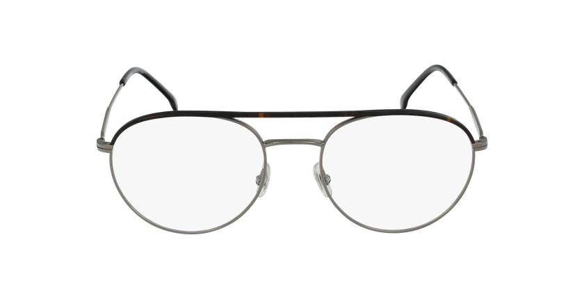 Lunettes de vue 210 gris - Vue de face