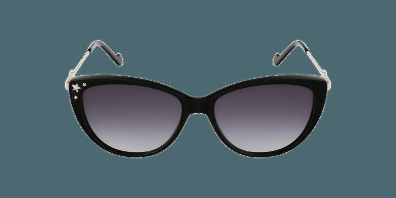 Lunettes de soleil femme LJ726S noir