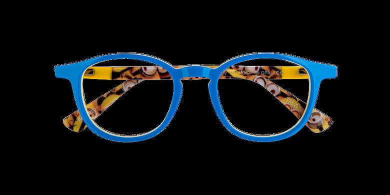 Óculos graduados criança BOB C05 azul/amarelo