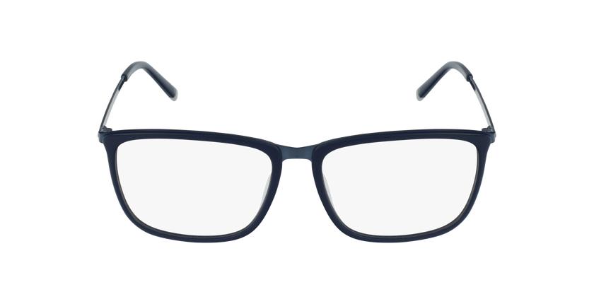 Óculos graduados homem WAGNER BL azul - Vista de frente