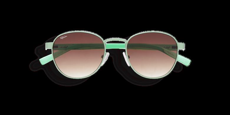 Óculos de sol senhora FRUTTI verde