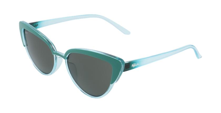 Óculos de sol criança LUPITA GR verde - vue de 3/4