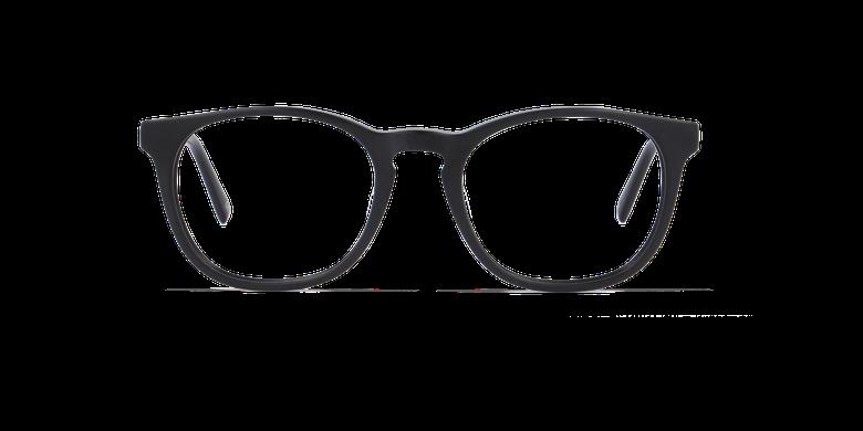 Gafas oftálmicas hombre ORLAN negroVista de frente