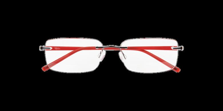 Óculos graduados homem LIGHT TONIC cinzento/vermelho