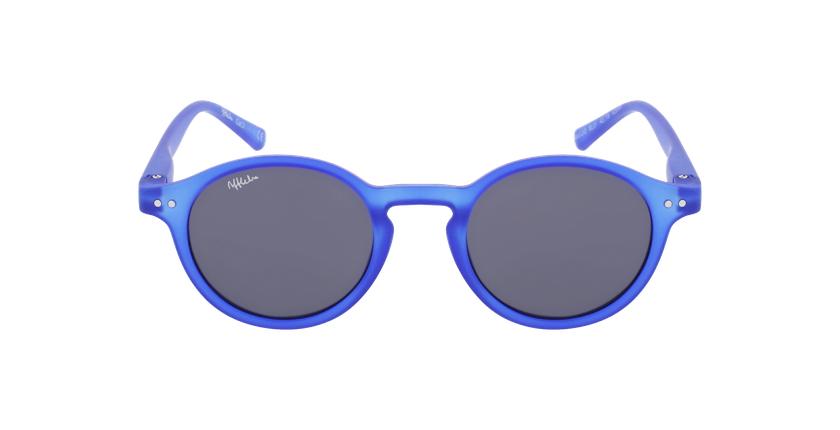 Óculos de sol criança LIO BL azul - Vista de frente