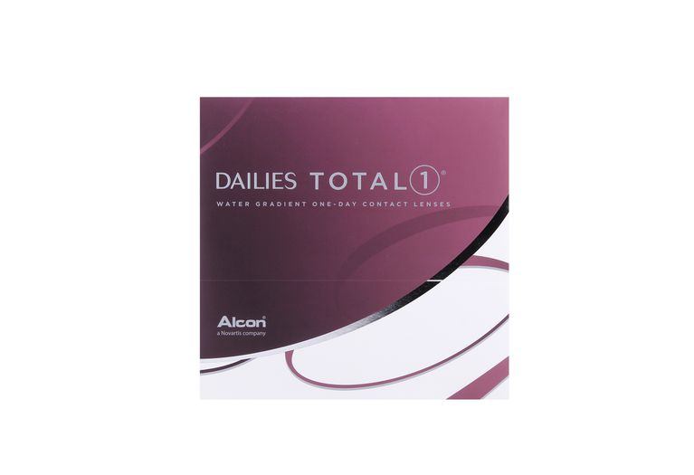 Lentilles de contact Dailies Total 1 90L