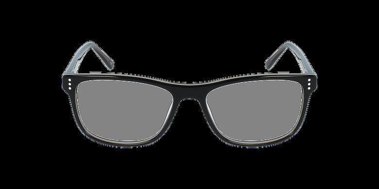 Óculos graduados homem HECTOR BK (TCHIN-tCHIN +1€) preto/cinzento