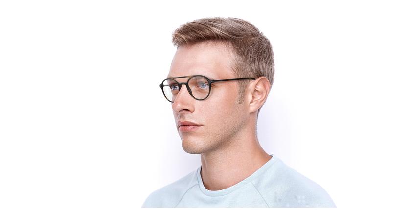 Óculos graduados MAGIC 74 TO tartaruga - vue de 3/4