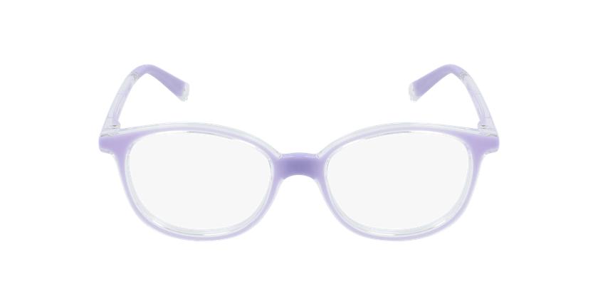Óculos graduados criança RFOM1 PU REFORM violeta - Vista de frente
