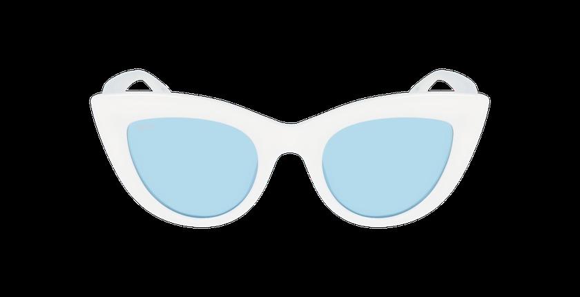 Óculos de sol criança MARILOU WH (TCHIN-TCHIN+1€) branco - Vista de frente