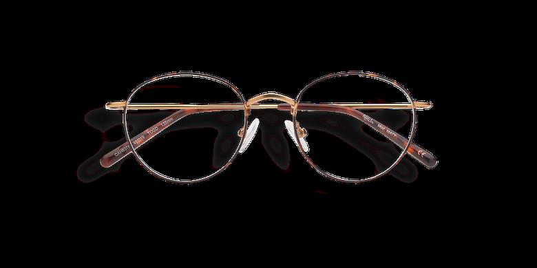 Óculos graduados MATT tartaruga tartaruga /dourado