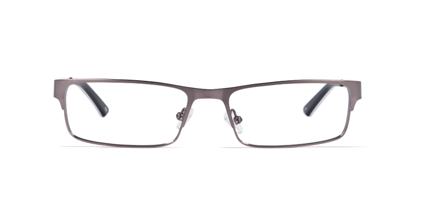 Lunettes de vue homme HUGO vert - vue de face