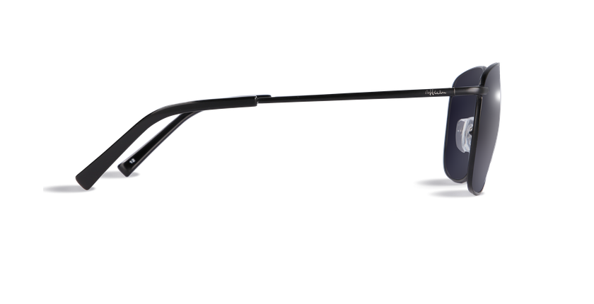 Óculos de sol homem JOHN preto - Vista lateral